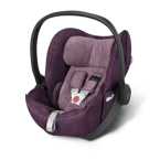 CYBEX CLOUD Q PLUS PRINCESS PINK 0 - 13 KG KOLEKCJA 2016 PLATINIUM