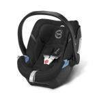 CYBEX ATON 4 HAPPY BLACK 0-13 kg KOLEKCJA GOLD 2016