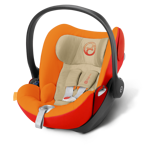 CYBEX CLOUD Q  AUTUMN GOLD 0 - 13 KG KOLEKCJA 2016 PLATINIUM