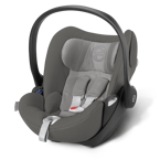 CYBEX CLOUD Q  MANHATTAN GREY 0 - 13 KG KOLEKCJA 2016 PLATINIUM