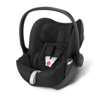 CYBEX CLOUD Q PLUS HAPPY BLACK 0 - 13 KG KOLEKCJA 2016 PLATINIUM