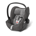 CYBEX CLOUD Q PLUS MANHATTAN GREY 0 - 13 KG KOLEKCJA 2016 PLATINIUM