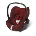 CYBEX CLOUD Q PLUS MARS RED 0 - 13 KG KOLEKCJA 2016 PLATINIUM