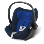 CYBEX CLOUD Q  ROYAL BLUE 0 - 13 KG KOLEKCJA 2016 PLATINIUM