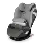 CYBEX FOTEL PALLAS M-FIX MANHATTAN GREY 9-36KG KOLEKCJA 2016 GOLD