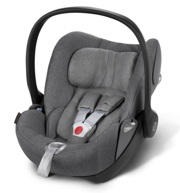 CYBEX PLATINUM FOTELIK 0-13 KG CLOUD Q PLUS MANHATTAN GREY - KOLEKCJA 2017