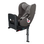 CYBEX SIRONA PLUS MANHATTAN GREY 0-18KG KOLEKCJA 2016