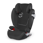 CYBEX SOLUTION M-FIX HAPPY BLACK 15-36KG KOLEKCJA  2016 GOLD