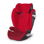 CYBEX SOLUTION M-FIX MARS RED 15-36KG KOLEKCJA  2016 GOLD