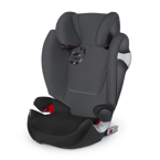 CYBEX SOLUTION M-FIX PHANTOM GREY - DARK GREY 2016