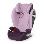 CYBEX SOLUTION M-FIX PRINCESS PINK 15-36KG KOLEKCJA  2016 GOLD