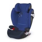 CYBEX SOLUTION M-FIX ROYAL BLUE 15-36KG KOLEKCJA  2016 GOLD