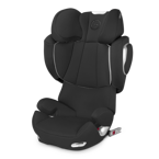 CYBEX SOLUTION Q2-FIX HAPPY BLACK 15-36 KOLEKCJA 2016 PLATINIUM