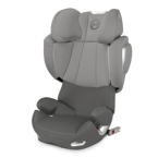 CYBEX SOLUTION Q2-FIX MANHATTAN GREY 15-36 KOLEKCJA 2016 PLATINIUM