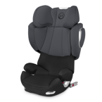 CYBEX SOLUTION Q2-FIX PHANTOM GREY 15-36 KOLEKCJA 2016 PLATINIUM