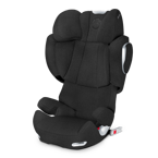 CYBEX SOLUTION Q2-FIX PLUS HAPPY BLACK 15-36 KOLEKCJA 2016 PLATINIUM