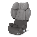CYBEX SOLUTION Q2-FIX PLUS MANHATTAN GREY 15-36 KOLEKCJA 2016 PLATINIUM