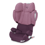 CYBEX SOLUTION Q2-FIX PLUS PRINCESS PINK 15-36 KOLEKCJA 2016 PLATINIUM