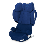 CYBEX SOLUTION Q2-FIX PLUS ROYAL BLUE 15-36 KOLEKCJA 2016 PLATINIUM