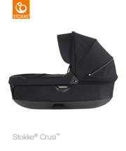 STOKKE® GONDOLA DO WÓZKA TRAILZ® / CRUSI® BLACK