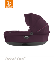 STOKKE® GONDOLA DO WÓZKA TRAILZ® / CRUSI® PURPLE