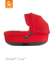 STOKKE® GONDOLA DO WÓZKA TRAILZ® / CRUSI® RED
