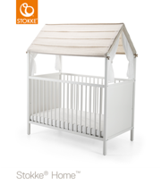 STOKKE® HOME™ BED ROOF NATURAL - DACH BIAŁY NATURAL