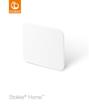 STOKKE® HOME™ Bed Guard barierka ochronna color  white
