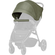 STOKKE® SCOOT CANOPY BUDKA Z DASZKIEM GREEN