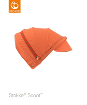 STOKKE® SCOOT CANOPY BUDKA Z DASZKIEM ORANGE