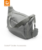 STOKKE® XPLORY® CHANGING BAG GREY MELANGE