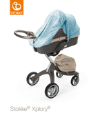 STOKKE® XPLORY®/CRUSI/TRAILZ SUMMER KIT BLUEBELL BLUE 2016