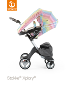 STOKKE® XPLORY®/CRUSI/TRAILZ SUMMER KIT MULTI STRIPES 2016