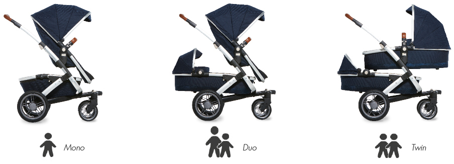 joolz geo mono twin i duo
